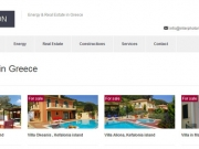 Interphoton Investment Group real estate greece